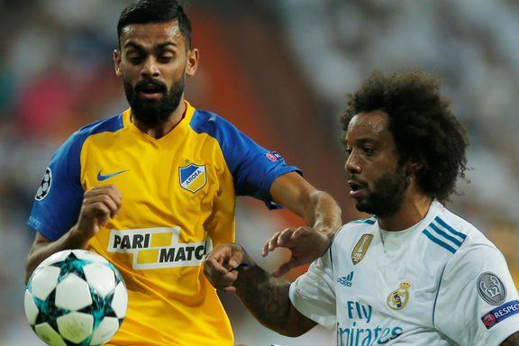 Zahid lånes ut til gresk storklubb