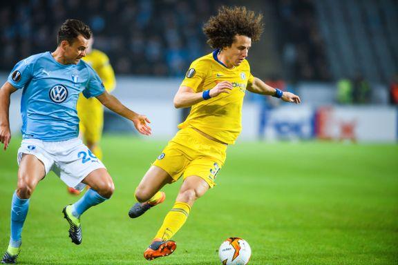 Andreas Vindheim og Malmö tapte knepent mot Chelsea