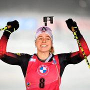 Eckhoff vant igjen: – Hun er i ferd med å bli en av de virkelig store