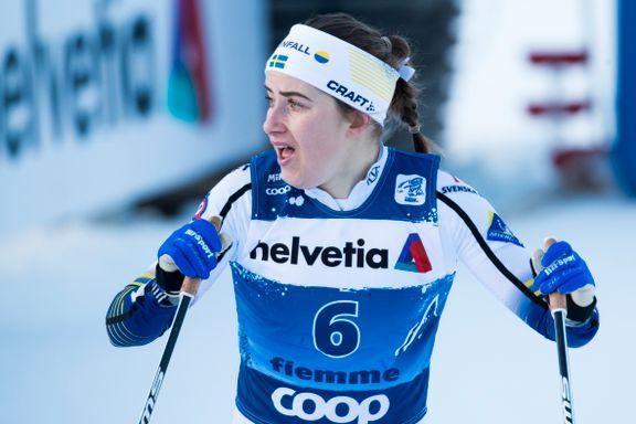 Sveriges største sammenlagthåp trekker seg fra Tour de Ski