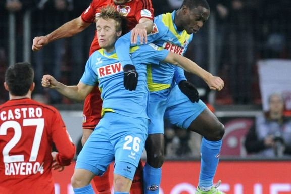 Finne startet sin første Bundesliga-kamp
