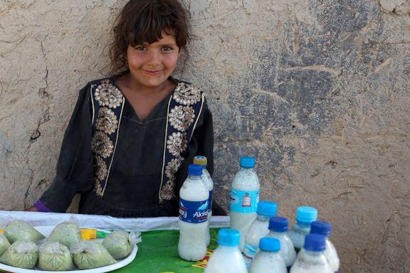 Nær halvparten av alle afghanske barn går fortsatt ikke på skole