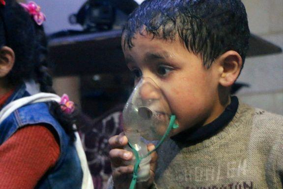 Barn drepes i gassangrep. Dette er årsakene til at det ikke får noen konsekvenser for regimet.