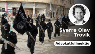 IS har forandret norsk rett