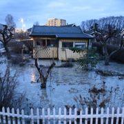 14 millioner liter vann rant ut mandag – 96 husstander uten vann i Oslo