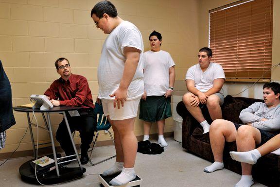 40 prosent av alle voksne i verden er overvektige. I disse landene er problemet størst.