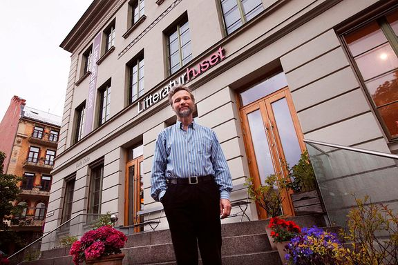 Nobelprisvinnere og stjerneskudd inntar Litteraturhuset