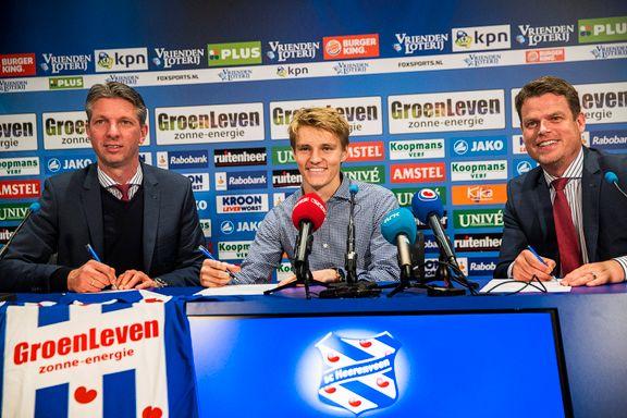 Berg Hestad: - Ødegaard burde gått til Nederland for to år siden
