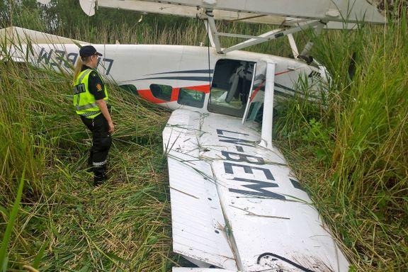 Sjøfly styrtet i Frøylandsvatnet i Rogaland: - Det er dramatisk å oppleve noe sånt