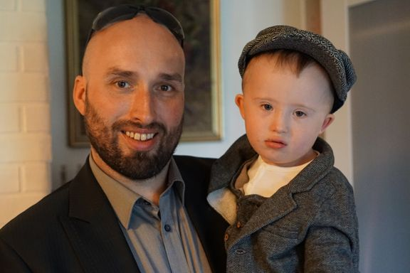 Julian (3) får ikke barneforsikring fordi han har Downs syndrom