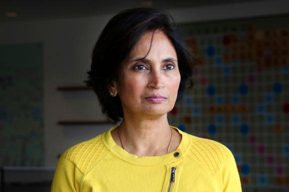 Hun kom til USA fra India med hundre dollar. Nå er hun en av Silicon Valleys største stjerner.