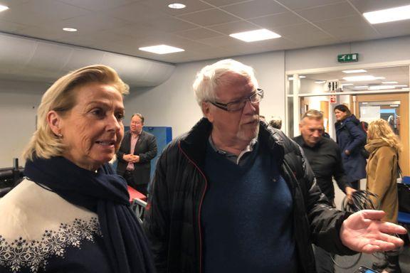 Én viktig ting manglet i Tromsø – så overrasket Kjell plutselig idrettspresidenten med pengegaven