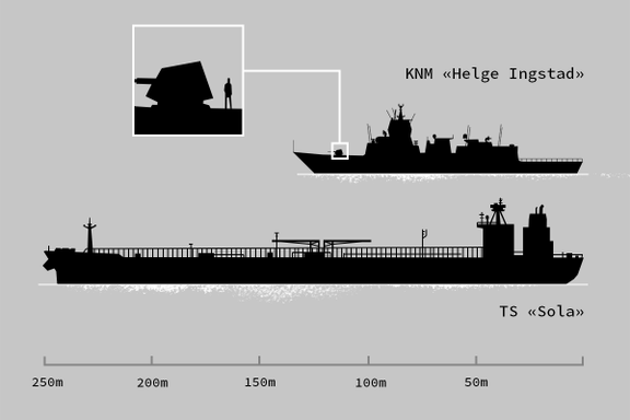 Derfor fikk fregatten så store skader: – Strategien er å unngå å bli truffet, ikke å tåle et treff