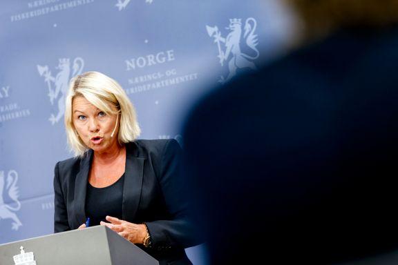 Aftenposten mener: Mæland snubler i egne ben