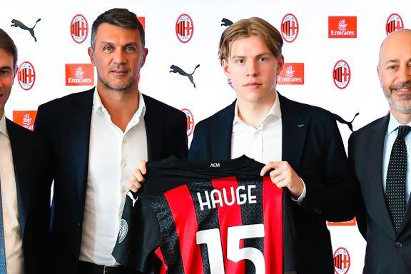 Dette skriver internasjonale medier om Hauge