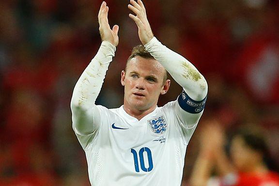 Rooney gir seg på landslaget: – Tøff avgjørelse å si nei til England