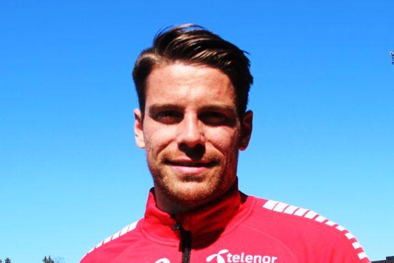 Wangberg vant kampen mot klokka – klar til Lillestrøm-kampen