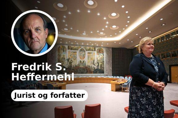 Kan Norge som medlem av Sikkerhetsrådet redde FN?