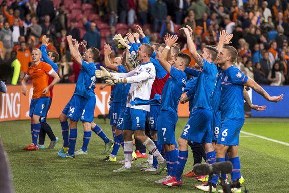 Island er klare for EM