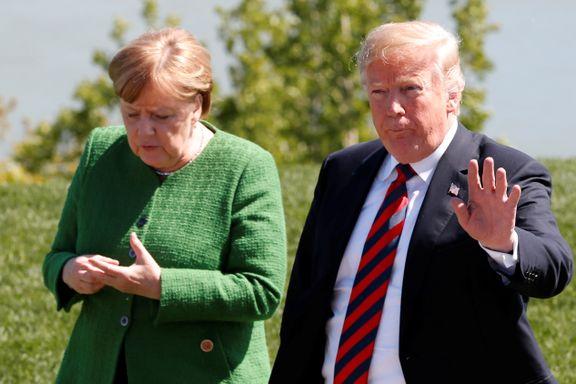 Ble EU opprettet for å utnytte USA? Det mener Donald Trump.