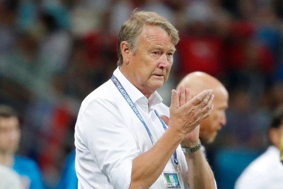 I dette øyeblikket forsto Åge Hareide at han skulle hatt med Nicklas Bendtner til VM