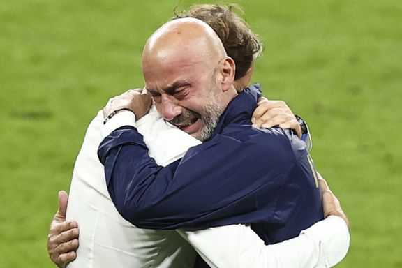 Vialli ble et symbol på Italias suksess: – Vet at han har hatt noen tøffe år