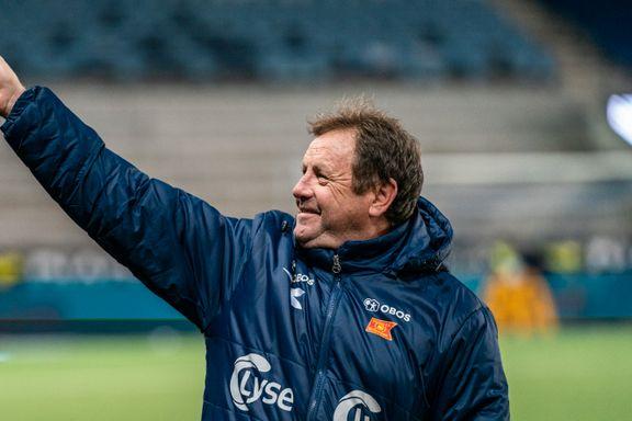 Viking-treneren vant fram - nå får flere av spillerne cupmedalje