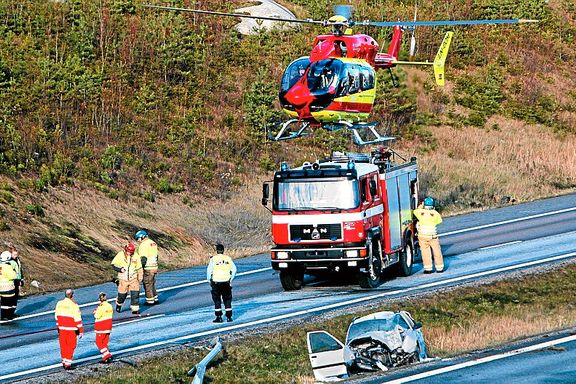 Aftenposten mener: Folk må vise større ansvar i trafikken