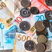 Sterkeste krone på halvannet år - men fortsatt er dollar og euro dyre
