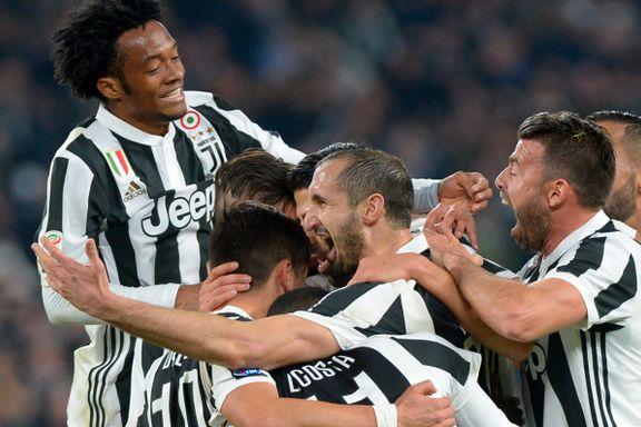 Juventus slo Milan og økte luken i Serie A