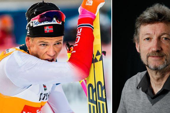 Dropp Tour de Ski, Johannes!