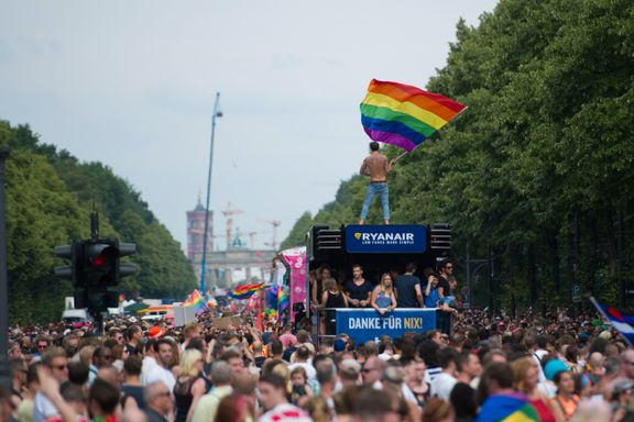 Tusenvis av tyskere har fortsatt homofil aktivitet på sitt kriminelle rulleblad. Nå kan de få erstatning.