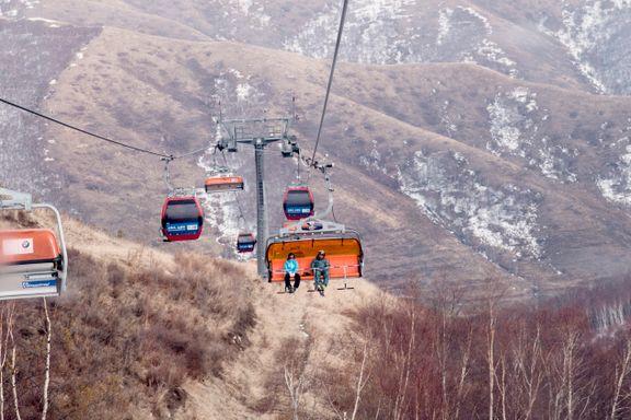 Her skal Kina arrangere OL om fire år. Presidenten lover både snø og 300 millioner skifrelste kinesere.