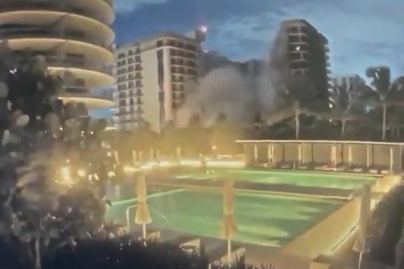 Her kollapser halve bygningen i USA. Slik analyserer fagfolk hendelsen.
