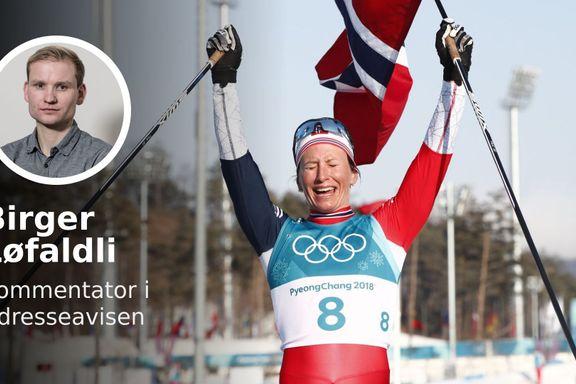 «En vakrere OL-avslutning er ikke mulig å få»