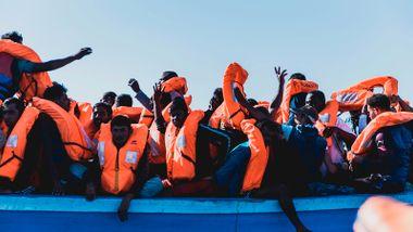 Migrantstrømmen er tilbake etter en koronapause. Men den er ikke som før.