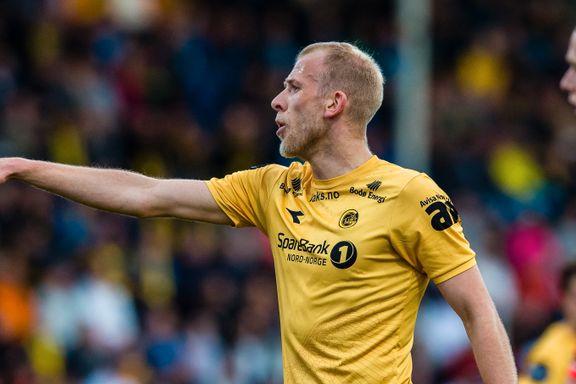 Moberg valgte dansk klubb