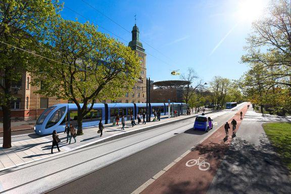 Nå begynner kampen om å levere Oslos neste trikker