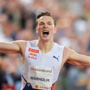 Vebjørn Rodal tror verdensrekorden fra Bislett ryker allerede om 32 dager