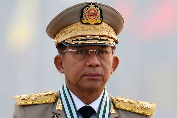 Frykt for borgerkrig i Myanmar