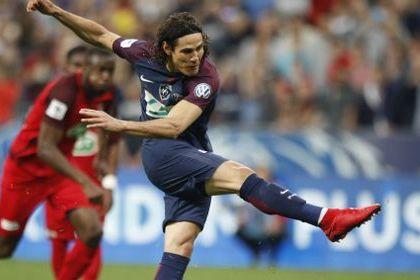 PSG sikret hjemlig trippeltriumf - slo overraskelseslag i cupfinalen