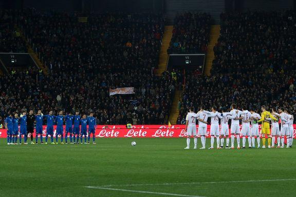 Igjen viste fotballen solidaritet etter terror
