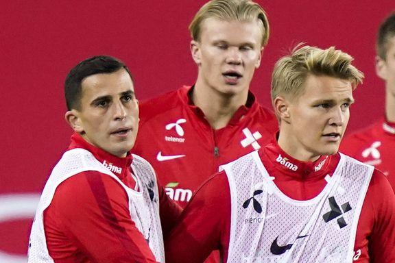 Ødegaard hilser til Elabdellaoui: – Vær sterk som du alltid er