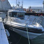 Stor leteaksjon fortsetter etter savnet fritidsbåt i Hordaland