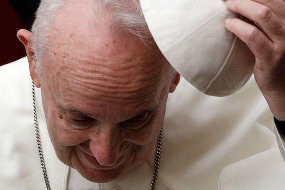 Paven tillater gransking etter alvorlig overgrepsavsløring