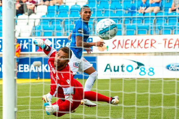 Molde-kapteinen ville ikke stjele scoringen: – Jeg hadde blitt avslørt