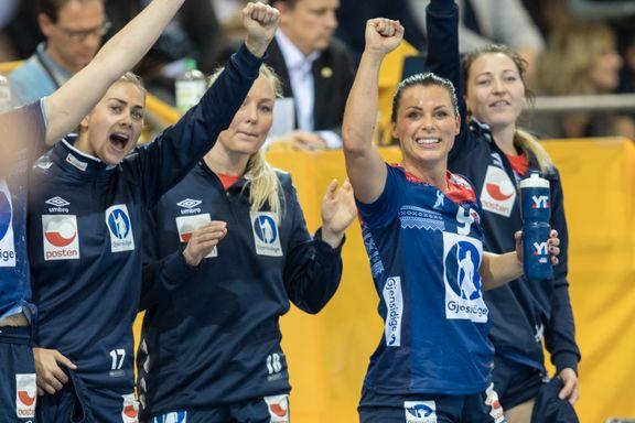 Norge tangerte rekord - fortsetter å herje i VM