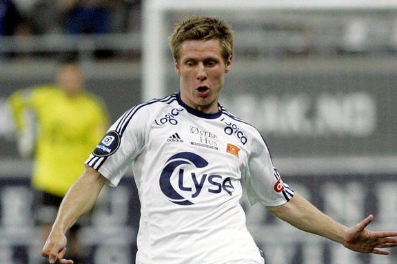 Bertelsen spilte treningskamp for Sandnes Ulf: - Det er stille i markedet