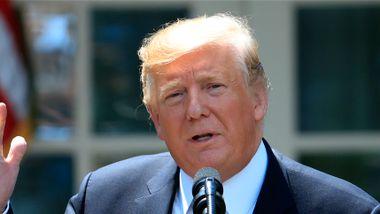 Trump maner til republikansk samhold i abortsaken