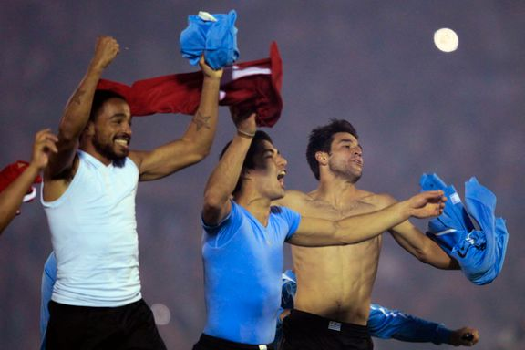 Uruguay klar for fotball-VM